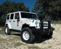 MFES-JK C6 Jeep JK Wrangler Aluminum Front Bumper