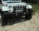 MFES-JK C3 Jeep JK Wrangler Aluminum Front Bumper