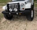 MFES-JK C4 Jeep JK Wrangler Aluminum Front Bumper