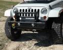 MFES-JK C3-S Jeep JK Wrangler Aluminum Front Stubby Bumper