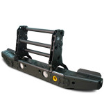 Alpha A/T Jeep Wrangler Front Bumper Full Outers