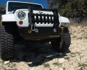 Alpha A/T Jeep Wrangler C7-S Front Stubby Bumper