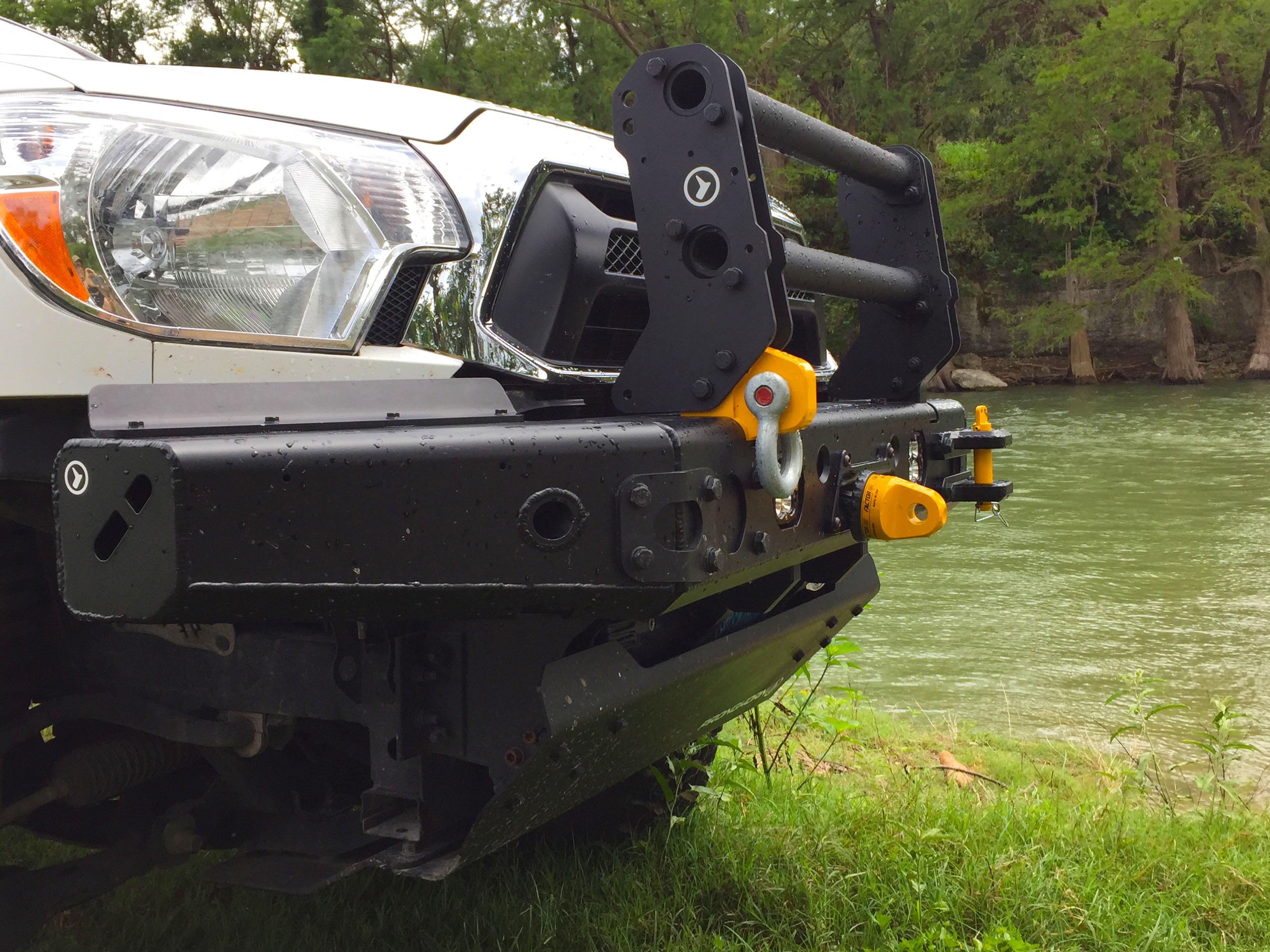 tacoma aluminum bumper, pronghorn mfes-tacoma c3