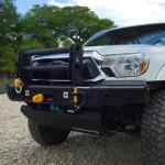 Alpha A/T Toyota Tacoma Front Bumper