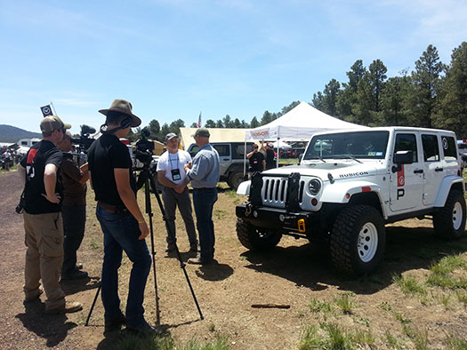 Overland Expo 2014 interview