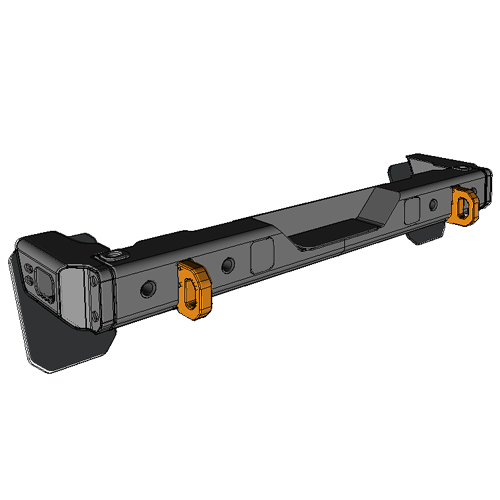 Pronghorn Omega Scout Rear Bumper