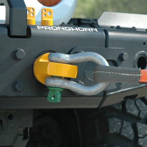 Rotator Shackle Mount