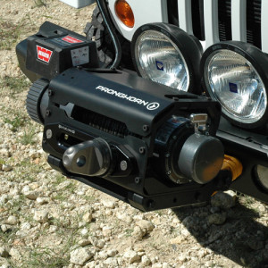 GearMount Winch Case