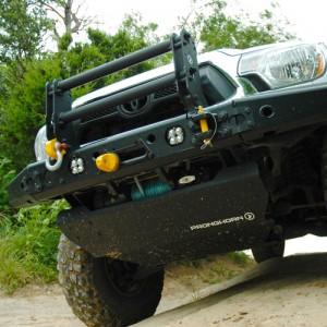 tacoma aluminum bumper mfes-c3
